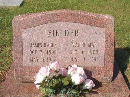 FIELDER, VALLIE MAE - Dallas County, Arkansas | VALLIE MAE FIELDER - Arkansas Gravestone Photos