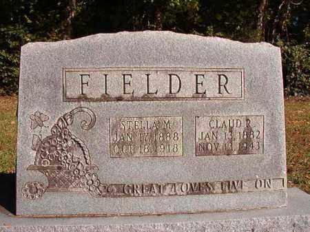 FIELDER, STELLA M - Dallas County, Arkansas | STELLA M FIELDER - Arkansas Gravestone Photos