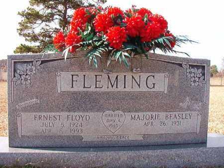 FLEMING, ERNEST FLOYD - Dallas County, Arkansas | ERNEST FLOYD FLEMING - Arkansas Gravestone Photos