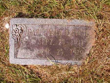 FLETCHER, DARUTHALA - Dallas County, Arkansas | DARUTHALA FLETCHER - Arkansas Gravestone Photos