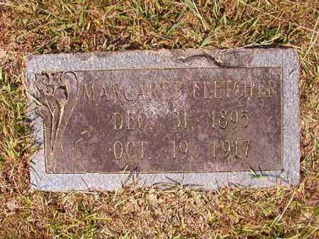 FLETCHER, MARGARET - Dallas County, Arkansas | MARGARET FLETCHER - Arkansas Gravestone Photos