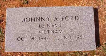 FORD (VETERAN VIET), JOHNNY A - Dallas County, Arkansas | JOHNNY A FORD (VETERAN VIET) - Arkansas Gravestone Photos