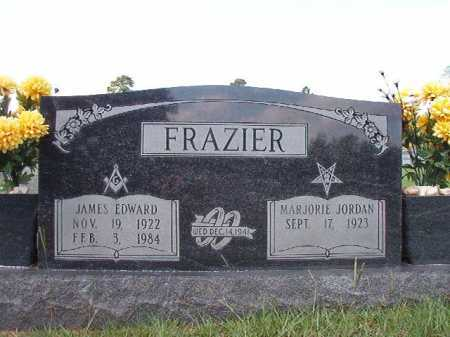 FRAZIER, JAMES EDWARD - Dallas County, Arkansas | JAMES EDWARD FRAZIER - Arkansas Gravestone Photos