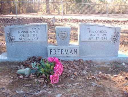 FREEMAN, EVA - Dallas County, Arkansas | EVA FREEMAN - Arkansas Gravestone Photos