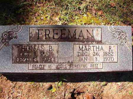 FREEMAN, THOMAS B - Dallas County, Arkansas   THOMAS B FREEMAN - Arkansas Gravestone Photos
