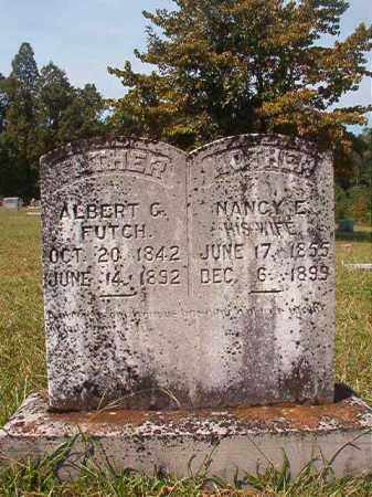 FUTCH, ALBERT G - Dallas County, Arkansas | ALBERT G FUTCH - Arkansas Gravestone Photos