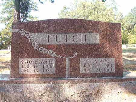 FUTCH, KNOX EDWARD - Dallas County, Arkansas | KNOX EDWARD FUTCH - Arkansas Gravestone Photos