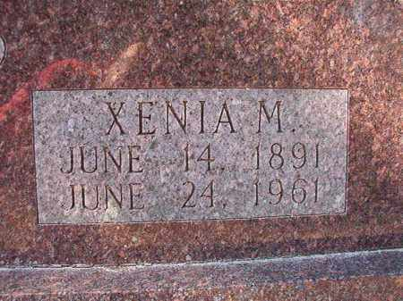 FUTCH, XENIA M (CLOSEUP) - Dallas County, Arkansas | XENIA M (CLOSEUP) FUTCH - Arkansas Gravestone Photos