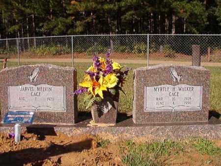 GAGE, MYRTLE H - Dallas County, Arkansas | MYRTLE H GAGE - Arkansas Gravestone Photos