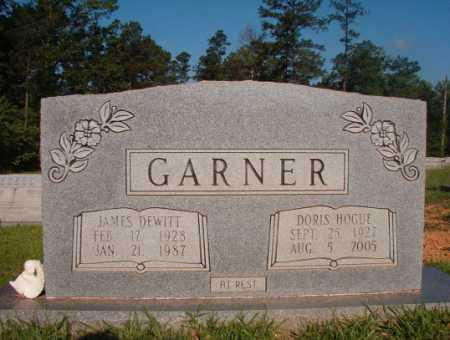GARNER, DORIS - Dallas County, Arkansas   DORIS GARNER - Arkansas Gravestone Photos
