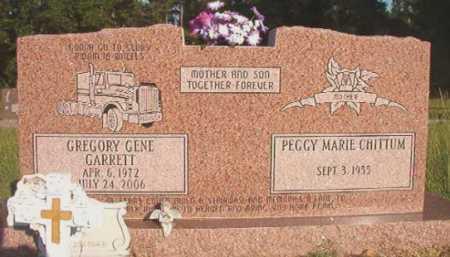 GARRETT, GREGORY GENE - Dallas County, Arkansas | GREGORY GENE GARRETT - Arkansas Gravestone Photos