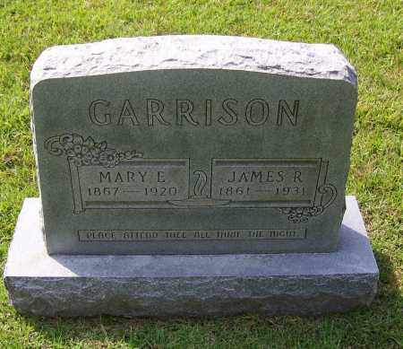 GARRISON, JAMES R - Dallas County, Arkansas | JAMES R GARRISON - Arkansas Gravestone Photos
