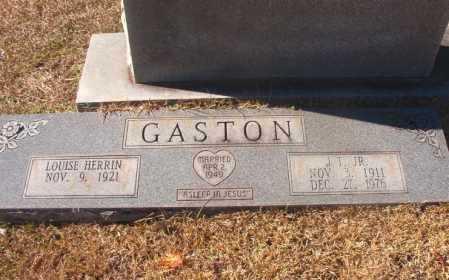 GASTON, JR, J T - Dallas County, Arkansas | J T GASTON, JR - Arkansas Gravestone Photos