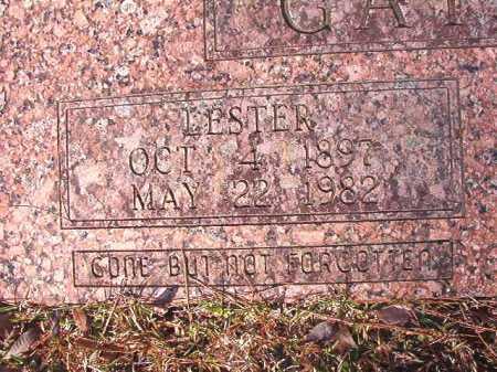 GATLING, LESTER - Dallas County, Arkansas | LESTER GATLING - Arkansas Gravestone Photos