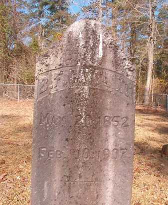 GATTLING, B F - Dallas County, Arkansas | B F GATTLING - Arkansas Gravestone Photos