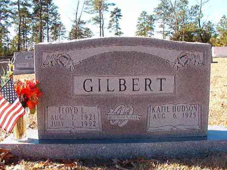 GILBERT, FLOYD L - Dallas County, Arkansas | FLOYD L GILBERT - Arkansas Gravestone Photos