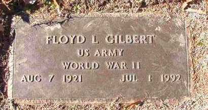 GILBERT (VETERAN WWII), FLOYD L - Dallas County, Arkansas   FLOYD L GILBERT (VETERAN WWII) - Arkansas Gravestone Photos