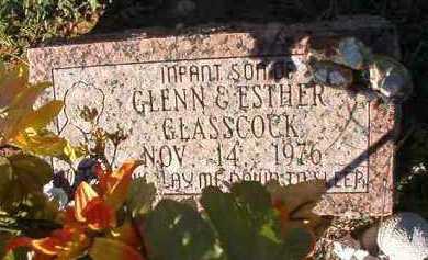 GLASSCOCK, INFANT SON - Dallas County, Arkansas | INFANT SON GLASSCOCK - Arkansas Gravestone Photos