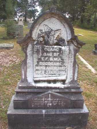 GOODGAME, CLARE - Dallas County, Arkansas   CLARE GOODGAME - Arkansas Gravestone Photos