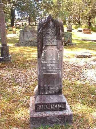 GOODGAME, THOMAS F - Dallas County, Arkansas | THOMAS F GOODGAME - Arkansas Gravestone Photos