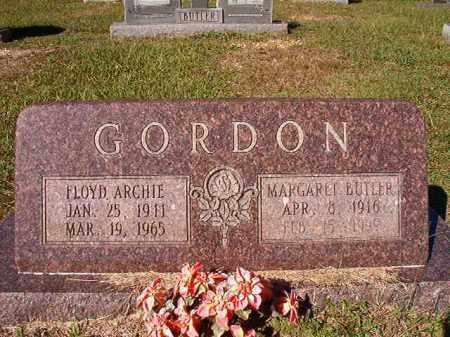 GORDON, MARGARET - Dallas County, Arkansas | MARGARET GORDON - Arkansas Gravestone Photos