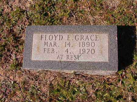 GRACE, FLOYD E - Dallas County, Arkansas   FLOYD E GRACE - Arkansas Gravestone Photos