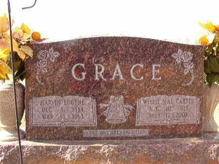 GRACE, WILLIE MAE - Dallas County, Arkansas | WILLIE MAE GRACE - Arkansas Gravestone Photos