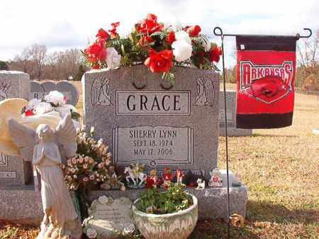 GRACE, SHERRY LYNN - Dallas County, Arkansas | SHERRY LYNN GRACE - Arkansas Gravestone Photos