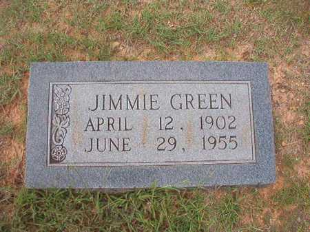 GREEN, JIMMIE - Dallas County, Arkansas | JIMMIE GREEN - Arkansas Gravestone Photos