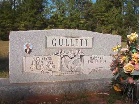 GULLETT, FLOYD LYNN - Dallas County, Arkansas   FLOYD LYNN GULLETT - Arkansas Gravestone Photos
