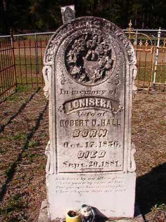 HALL, LONISERA - Dallas County, Arkansas | LONISERA HALL - Arkansas Gravestone Photos
