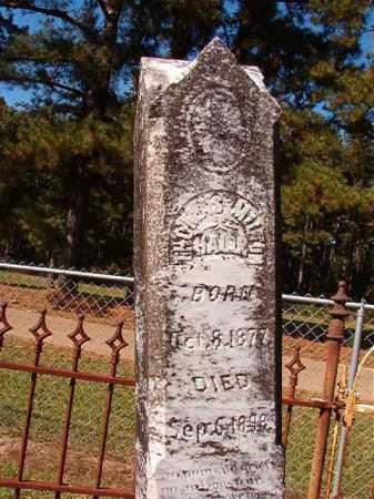 HALL, THOMAS MILTON - Dallas County, Arkansas | THOMAS MILTON HALL - Arkansas Gravestone Photos