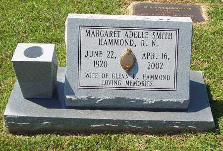 SMITH HAMMOND, MARGARET ADELLE - Dallas County, Arkansas | MARGARET ADELLE SMITH HAMMOND - Arkansas Gravestone Photos