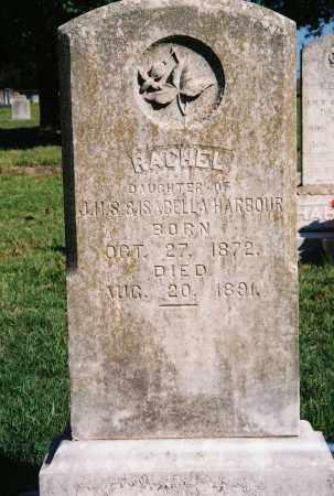 HARBOUR, RACHEL - Dallas County, Arkansas | RACHEL HARBOUR - Arkansas Gravestone Photos