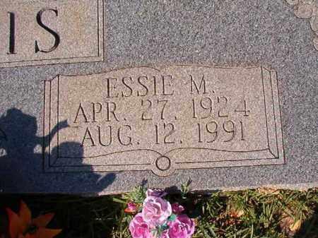 HARRIS, ESSIE M - Dallas County, Arkansas | ESSIE M HARRIS - Arkansas Gravestone Photos