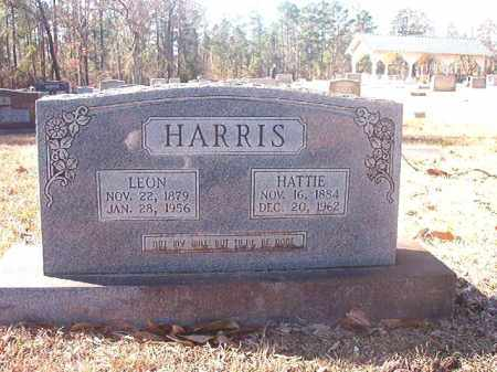 HARRIS, LEON - Dallas County, Arkansas | LEON HARRIS - Arkansas Gravestone Photos