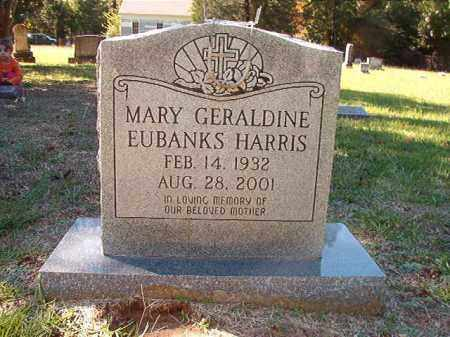 HARRIS, MARY GERALDINE - Dallas County, Arkansas | MARY GERALDINE HARRIS - Arkansas Gravestone Photos