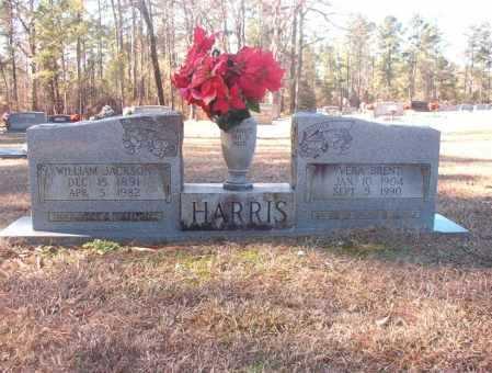 HARRIS, WILLIAM JACKSON - Dallas County, Arkansas | WILLIAM JACKSON HARRIS - Arkansas Gravestone Photos