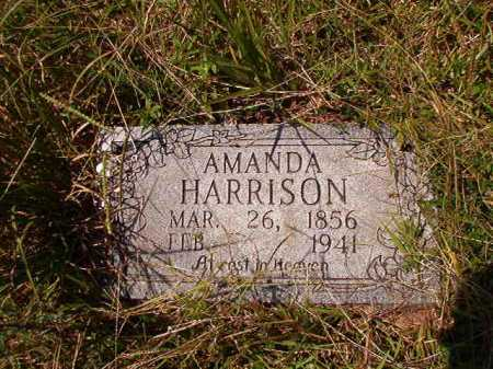 HARRISON, AMANDA - Dallas County, Arkansas | AMANDA HARRISON - Arkansas Gravestone Photos