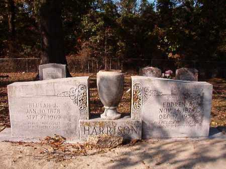 HARRISON, EDDREN ALEXANDER - Dallas County, Arkansas   EDDREN ALEXANDER HARRISON - Arkansas Gravestone Photos