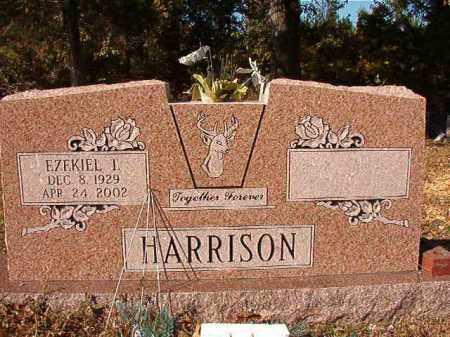HARRISON, EZEKIAL T - Dallas County, Arkansas | EZEKIAL T HARRISON - Arkansas Gravestone Photos