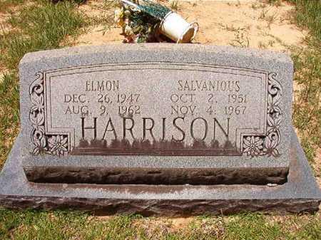HARRISON, SALVANIOUS - Dallas County, Arkansas | SALVANIOUS HARRISON - Arkansas Gravestone Photos