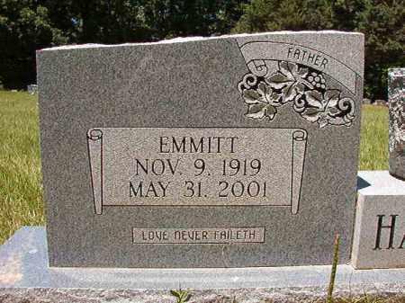 HARRISON, EMMITT - Dallas County, Arkansas | EMMITT HARRISON - Arkansas Gravestone Photos