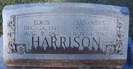 HARRISON, ELMON - Dallas County, Arkansas   ELMON HARRISON - Arkansas Gravestone Photos
