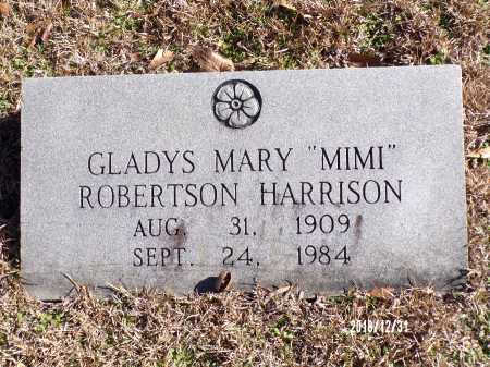HARRISON, GLADYS MARY - Dallas County, Arkansas | GLADYS MARY HARRISON - Arkansas Gravestone Photos