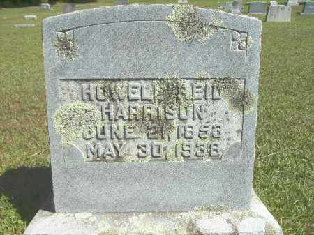 HARRISON, HOWELL REID - Dallas County, Arkansas | HOWELL REID HARRISON - Arkansas Gravestone Photos