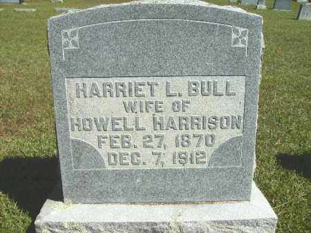 HARRISON, HARRIET L - Dallas County, Arkansas   HARRIET L HARRISON - Arkansas Gravestone Photos