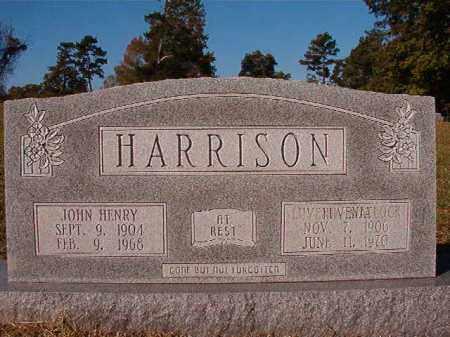 HARRISON, JOHN HENRY - Dallas County, Arkansas | JOHN HENRY HARRISON - Arkansas Gravestone Photos