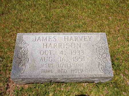 HARRISON, JAMES HARVEY - Dallas County, Arkansas | JAMES HARVEY HARRISON - Arkansas Gravestone Photos