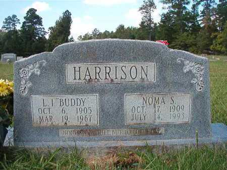 HARRISON, NOMA S - Dallas County, Arkansas | NOMA S HARRISON - Arkansas Gravestone Photos